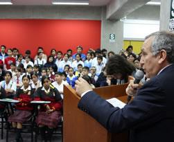 Postulantes al Colegio Mayor Presidente de la República