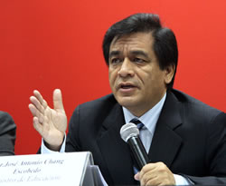 CHANG, en Conferencia de Prensa sobre los resultados de la CPM 2009 ...