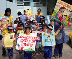 Desde hoy hasta el 31 de mayo se celebra Semana de la Educación ...