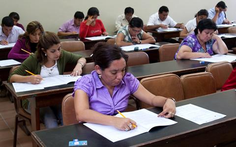 La jornada rgano informativo de la regi n lima minedu for Concurso para profesores