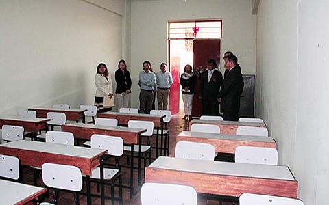 Minedu y la asociaci n saco oliveros suman esfuerzos a for Intranet ministerio interior