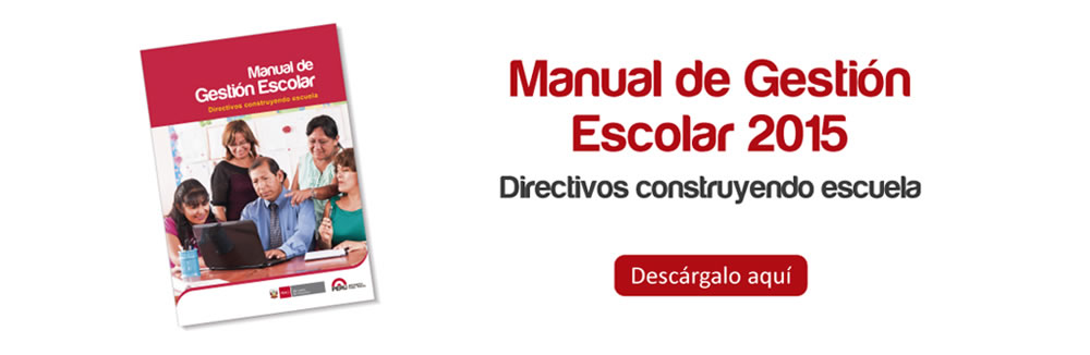Manual Gestión Escolar
