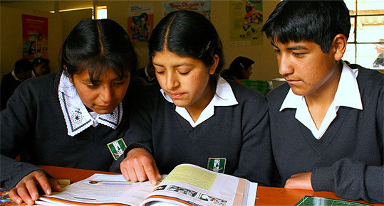 Chica de escuela peruanas hot