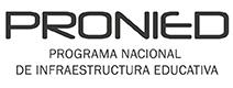 Logo Programa Nacional de Infraestructura Educativa