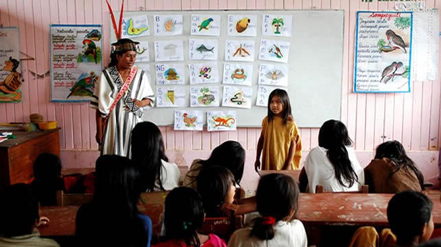 APRUEBAN PROGRAMAS DE ESTUDIO PARA CARRERAS DE EDUCACIÓN INTERCULTURAL BILINGÜE